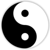 Yin Yang, the feminine and masculine principles of conscious awareness